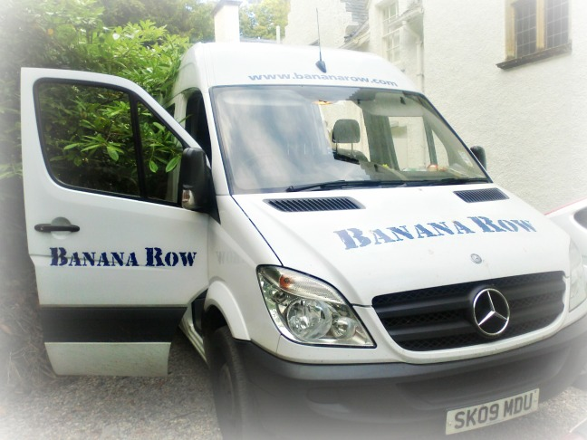 Photo of Banana Row Van