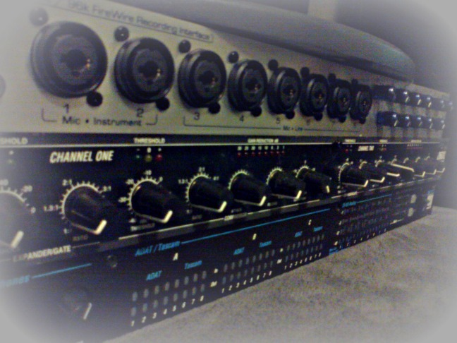 Some Rack Gear