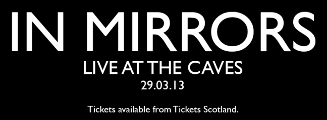 IN MIRRORS LIVE AT THE CAVES: LIVE ALBUM RECORDING with TITUS PULLO